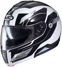 HJC CL-MAX III Flow Helmet Flip Up Modular with Interior Sunshield DOT XS-3XL