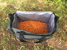 Mistral Baits Chocolate & Vanilla 15mm 10kg Boilies & Bait Bag Carryall,FREE P&P