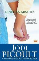 Nineteen 19 Minutes a paperback novel book by Jodi Picoult FREE SHIPPING jody