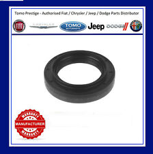 FIAT GRANDE PUNTO 199 Driveshaft Oil Seal (Lh) Left 1.2 1.4 2005 Genuine
