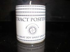 """Attract Positivity"" Well being Candle - Voodoo, Wiccan, Occult, Hoodoo,Votive"