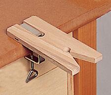 EuroTool V Slot Bench Pin Clamp Jewelry Making Sawing Repair Tool