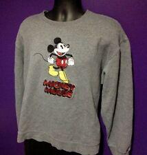 Mickey-Mouse-Walt-Disney-World-Large-Gray-Retro-Vintage-Crewneck