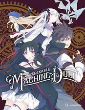 Unbreakable Machine-Doll: Complete Series (Blu-ray Disc, 2015, 4-Disc Set)