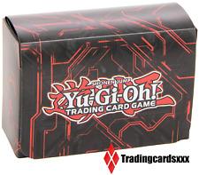 ♦Yu-Gi-Oh!♦ Boite de rangement Deck Box 140 cartes : Double Card Case Zexal