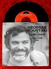 Single Georges Moustaki: Le Meteque (Polydor 59 304) D 1969