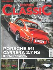 Gente Motori Classic 2013 : Porsche 911 RS, Alfa Romeo 75, Ferrari 250 GTO, ....
