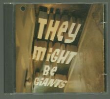 They Might Be Giants CD Miscellaneous T B-SIDE Remix MONO PUFF mundanes RARE OOP