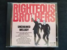 RIGHTEOUS BROTHERS - Unchained Melody - CD - **Mint Condition**