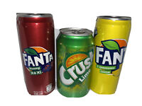 Rare And exotic sodas three pack Fanta xa-xi Crush lime Fanta Lemon