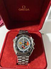 Omega Soccer  Referenz 145.020 Werk 861 Original Omega Box Uhrenpass
