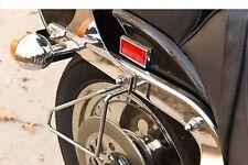Detachable Motorcycle Saddlebags Brackets for Honda Magna & Magna Deluxe VF750C