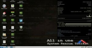 AIO System Rescue Tookit - Recovery and Repair - Boot ISO
