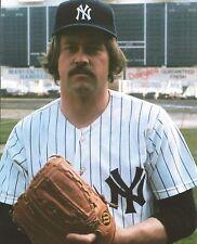 JIM CATFISH HUNTER 8X10 PHOTO NEW YORK YANKEES NY MLB BASEBALL PICTURE