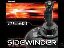 Microsoft Sidewinder Force Feedback 2 USB mit GARANTIE