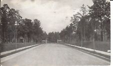 1910 The Newly Paved Holly Street in Chattanooga, TN Tennessee PC Very Rare