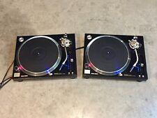 Paire de platine vinyle Technics SL 1210 M5G ( no MK5 MK2 M3D GOLD )