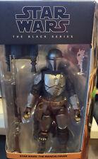 The Mandalorian Beskar Armor Black Series Figure SEALED