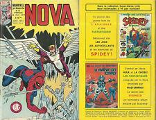 BD - NOVA N° 15 ( LUG - 10 AVRIL 1979 ) / MARVEL / TRES BON ETAT / SPIDERMAN
