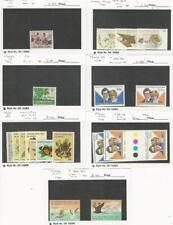 Cocos Islands, Postage Stamp, #4/301 Mint Nh, 1 Mint Lh, 1962-95, Jfz