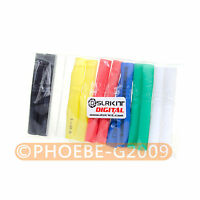 lot Lightning Cable Heat shrink tubing Repair Protector Sleeve for Apple iPhone