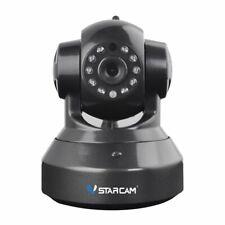 VStarcam C37S 1080P FHD Two-Way Audio Night Vision WiFi Security IP Camera Black