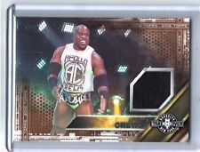 WWE Apollo Crews 2016 Topps Event Used NXT Takeover Mat BRONZE Relic Card 46/50