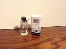 FLORA by GUCCI! :) Generous Violet MINIATURE Perfume! NEW IN BOX .16 oz! :)