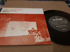 "The Vaccines   'Wreckin' Bar'   VERY RARE 500 ONLY LTD 2010 DEBUT 7"" -  NEW"