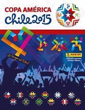 Album De Figuritas Copa America 2015 De Panini A Pegar