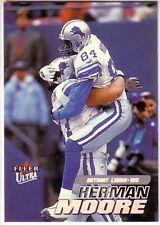 2001 Ultra Detroit Lions Team Set Batch Desmond Howard Hermon Moore Jim Harbaugh