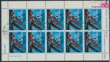 Suisse 1831 Feuille miniature oblitéré 2003 régate (8437694