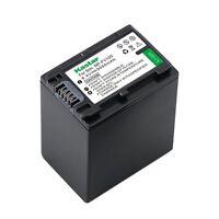 Kastar Battery FH100 for Sony NP-FH100 FV100 NP-FH70 FV70 & Sony BC-TRV, TRV-U