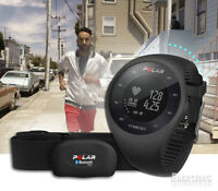 Polar M200 Black Activity Tracker Running Sport Watch +HRM H10 Heart Rate Sensor
