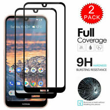 2-Pack For Nokia 4.2 9H Full Coverage Tempered Glass Film Screen Protector