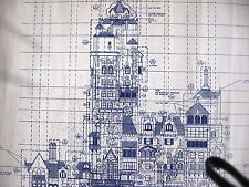 "Disney Studios Florida ""Tower of Terror"" - South Elevation"