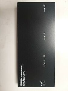StarTech 2 Port High Speed HDMI Video Splitter and Signal ST122HDMI2