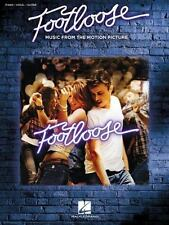 Footloose : Sheet Music from the Motion Picture Soundtrack Piano Vocal Guitar