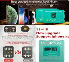 RSIM 12+2019 R-SIM Nano Unlock Card fits iPhone X/8/7/6/6s/5/4G iOS 12 11 Hot