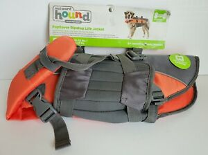 Outward Hound Dog Life Jacket Orange Medium 30 to 55 lb NEW