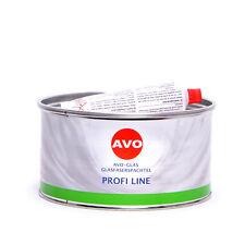 AVO Plast Glasfaserspachtel Faserspachtel1,8kg + Härter / A010320