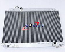 For LEXUS SC300 JZZ30 93-98/TOYOTA SOARER JZZ31 MANUAL 91-00 Aluminum Radiator