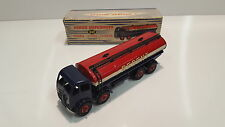 DINKY TOYS 542 FODEN 14 TON REGENT TANKER, 1955-1957 VERY NICE CONDITION + BOX