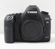 Canon  EOS 5D Mark II 21.1 MP Digital Camera - Black (only Body)