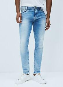 @ Pepe Jeans - CASH -REGULAR  WAIST FIT - STRAIGHT LEG - POWERFLEX - W 28 L 32