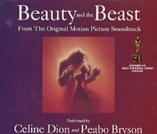 Céline Dion | Single-CD | Beauty and the beast (1991, & Peabo Bryson) ...