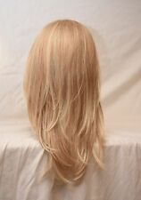 "Gorgeous Blonde 14"" Wig - Natural look with stand and hair products"