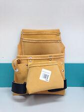10-Pocket Leather Field Bag, Australian Stock