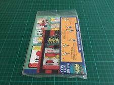 Kit Flyers Snk Neo Geo MVS Borne Arcade Jamma Artset Super Sidekicks 2 Original
