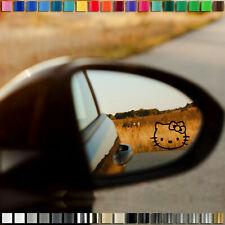 wakaba-hello-kitty Auto Aufkleber Lustiger Scheiben Sticker Tuning